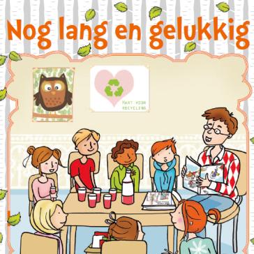 Voorlezen op 1000 basisscholen en kinderboerderijen