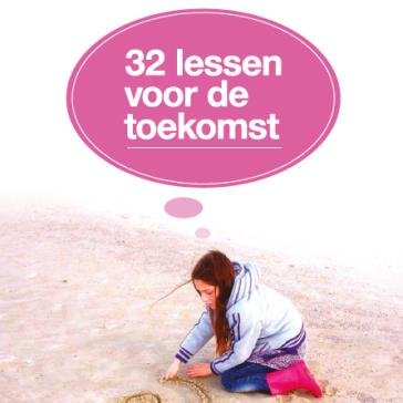 Herdruk '32 lessen voor de toekomst'