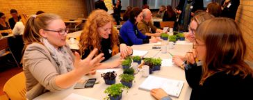 Inspirerende conferentie Duurzame PABO